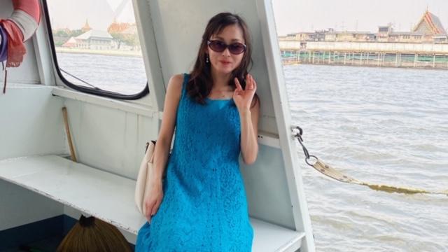 ブルーホエール・マハラート行き方 船