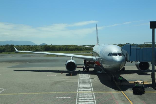 ケアンズ飛行機空港