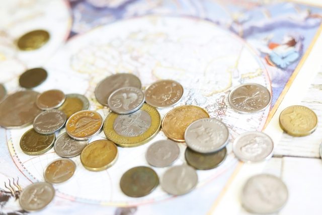 世界の通貨