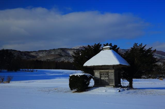 pixta_荒神神社冬