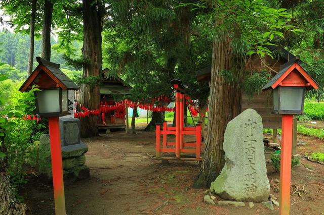 pixta_遠野縁結びの神社
