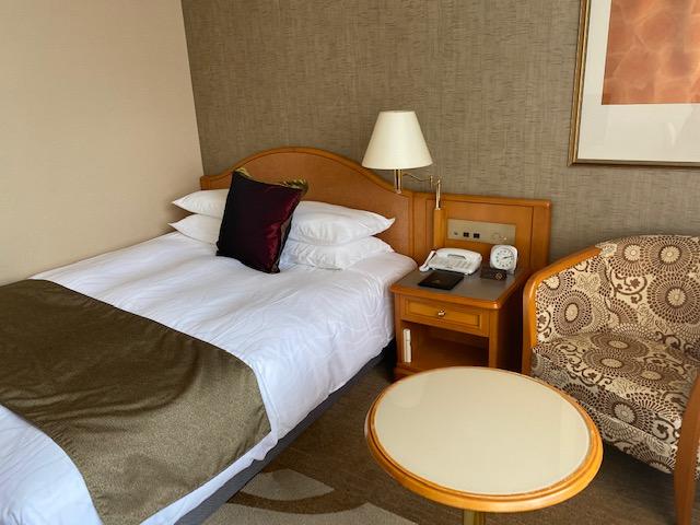 ホテル日航金沢客室