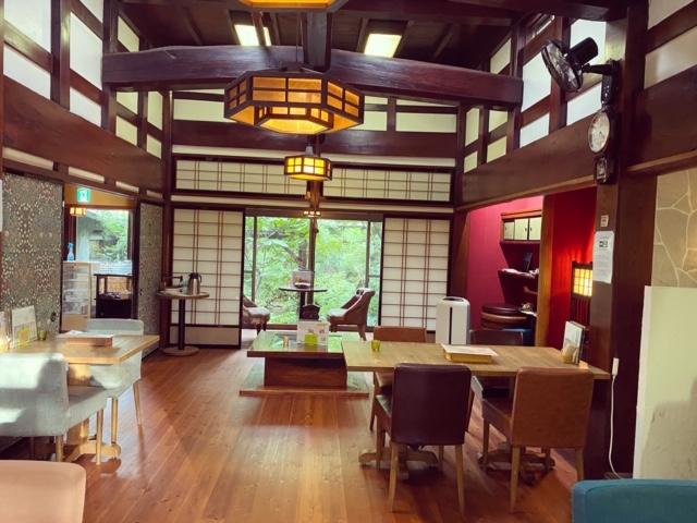 小松ホテルカフェ