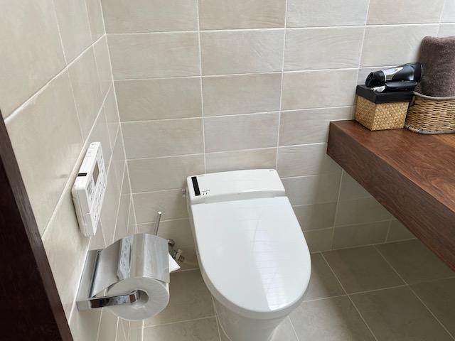 RENN トイレ