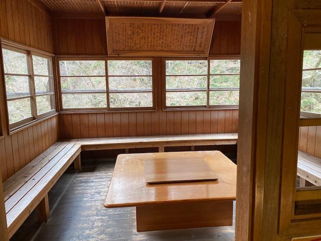 岩松旅館 休憩所
