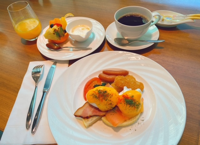 ゲートホテル東京 朝食