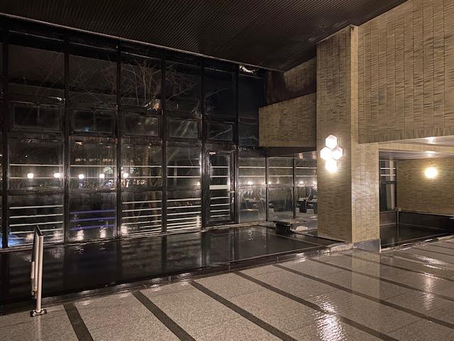 岩松旅館 不二の湯 温泉