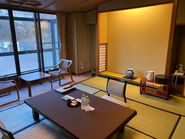 岩松旅館 客室全体