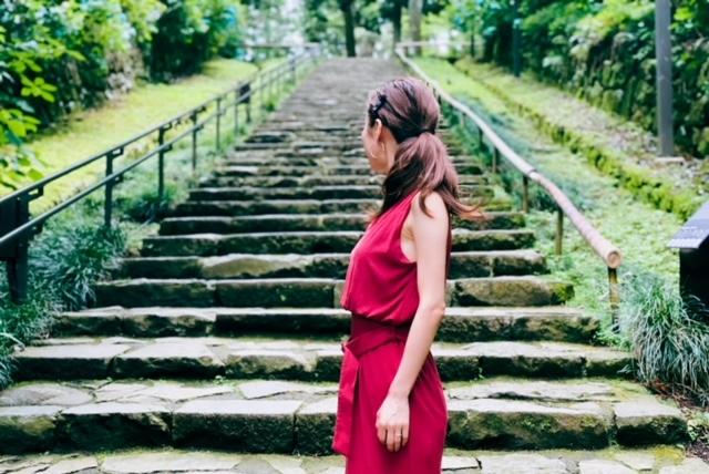 瑞鳳殿 階段写真