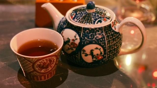 仙台ロイヤルパークホテル 中国茶