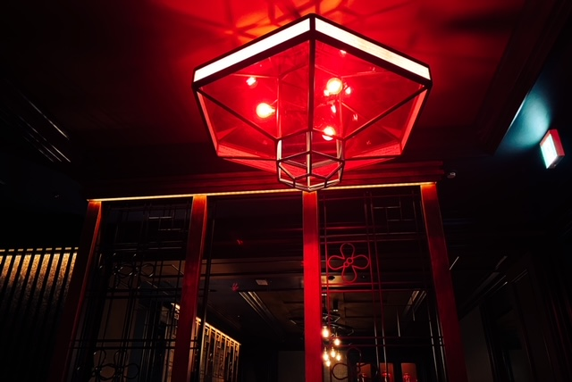 仙台ロイヤルパークホテル ランプ