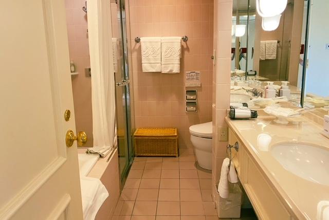 仙台ロイヤルパークホテル バスルーム